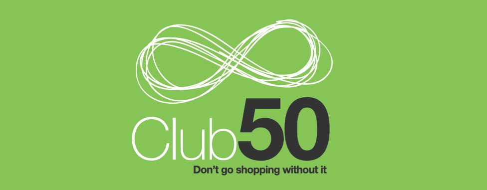 Club 50 Logo